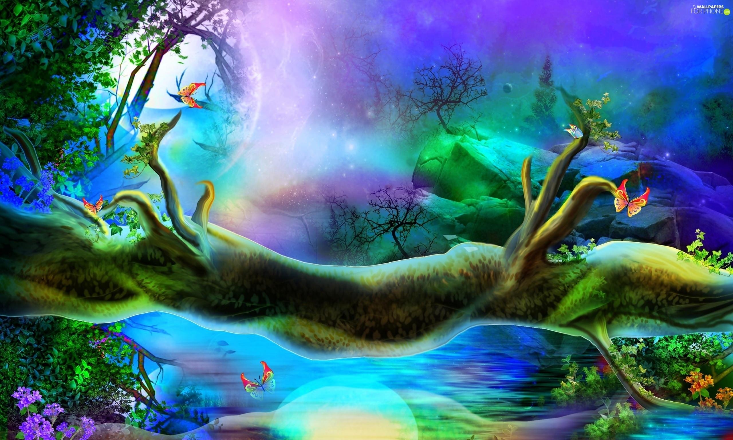 Fantasy Butterflies Www Pixshark Com Images Galleries